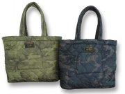 YEALOW イエロー 39330  CAMOUFLAGE QUILTING TOTE BAG