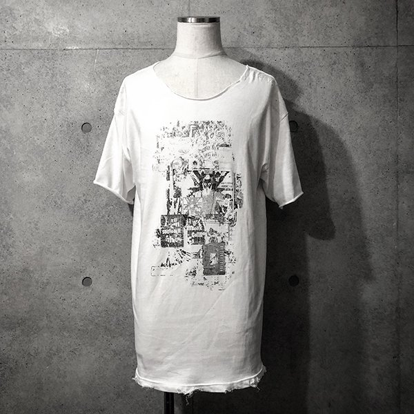 UK Collage Tシャツ