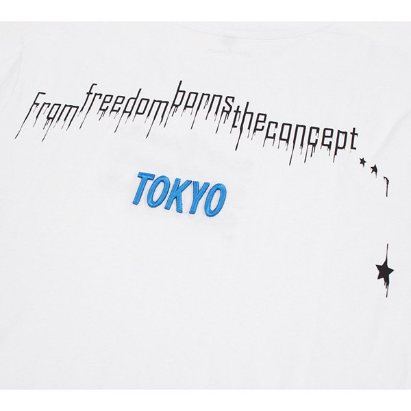 From freedom borns the concept★Tシャツ