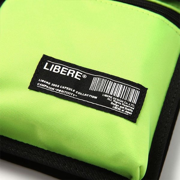 MINI TECH BAG / NEON GREEN