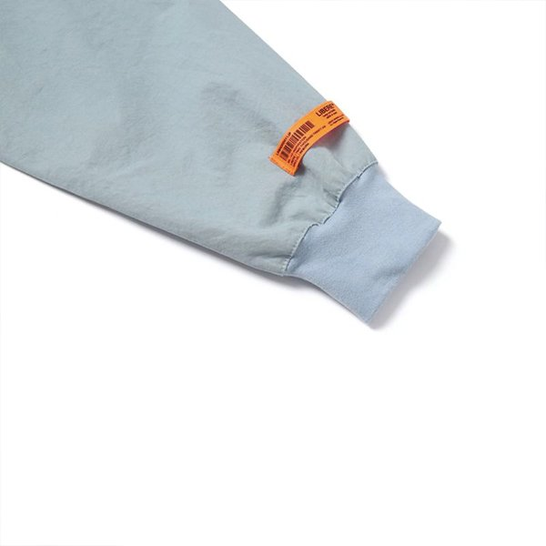 PULLOVER SHIRTS / LIGHT BLUE