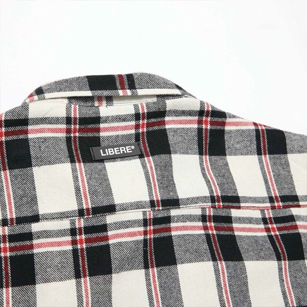 CZ MULTY FLANNEL SHIRTS / MULCH1