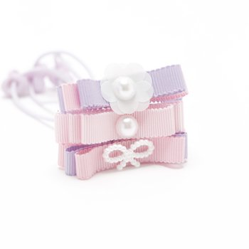 Pearl Dior Pink Elastic set / パールディオールピンクゴムセット