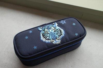 Pencil Box Midnight Tiger