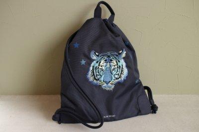 City Bag Midnight Tiger