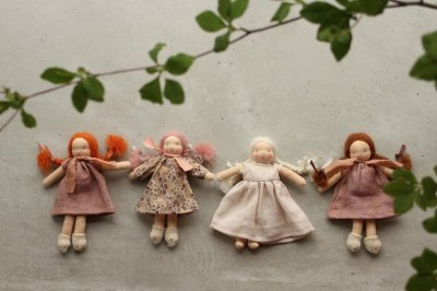 [予約] HAPPY TO SEE YOU  mini doll