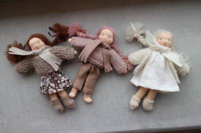 mini doll プラス料金のお洋服