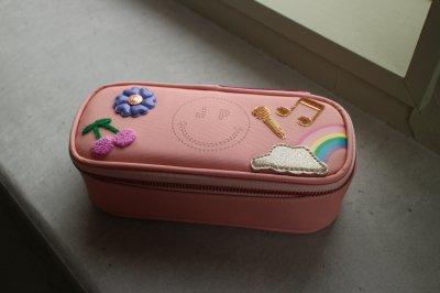 Pencil Box Lady Gadget <PINK>