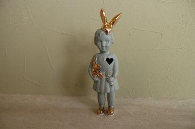Mini / Bunny Grijs