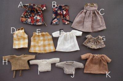 [30%OFF]  mini doll お洋服