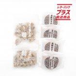 凪屋かりんとう 80g×4袋 と 水間黒糖250g×2袋セット【レターパックプラス対応セット/発送料金込み】