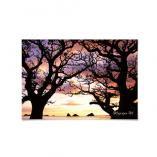 奄美の風景ポストカード【立神の見える景色】