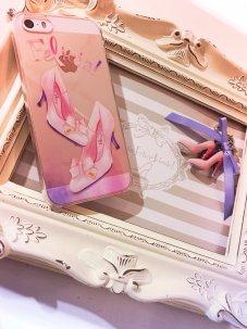iPhoneケース Pink  (iPhone5対応)
