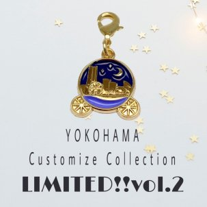 12月発売限定型!カスタマイズ ・YOKOHAMA・風景!なくなり次第終了