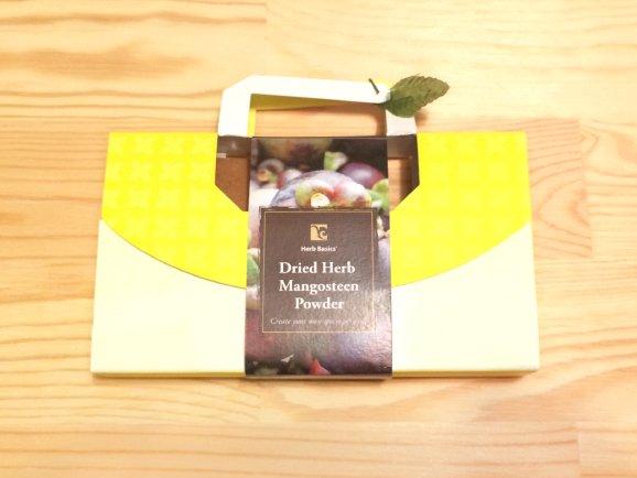 Herb Basics マンゴスチンドライハーブパウダー ※DM便対応