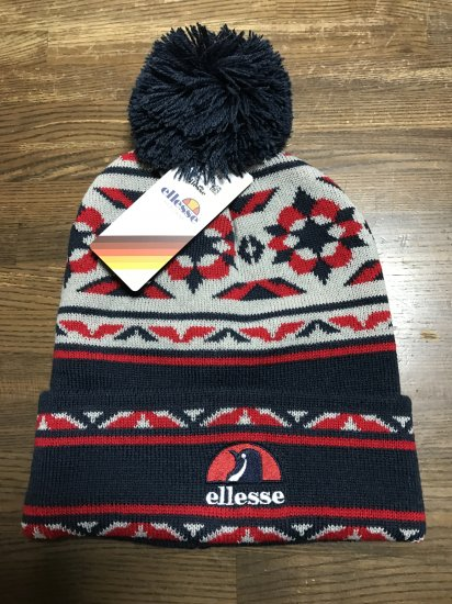 62e02db4bb5 Ellesse Penguin x 80s Casuals Amott Bobble Hat - CLOSER online store