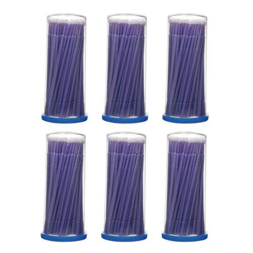 マイクロスティック 紫色(直径:2.5mm) 6ケースセット