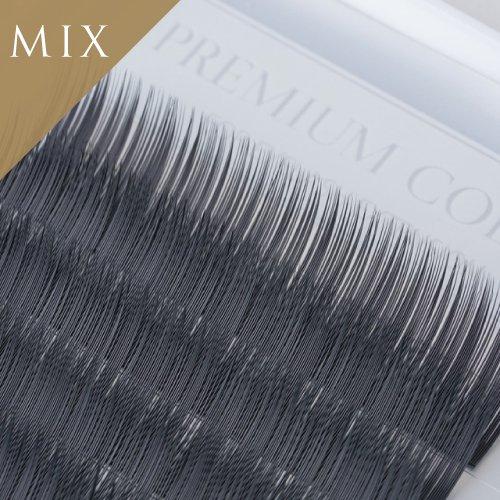Iカール リッチブラック 12列  MIX:7−9mm