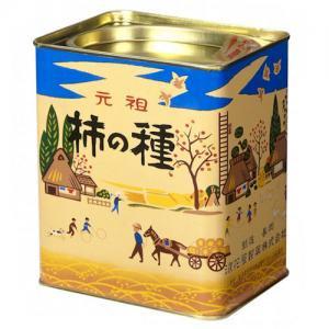 柿の種進物縦缶