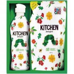 はらぺこあおむし <p>キッチン洗剤セット H-07AS</p>
