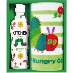 はらぺこあおむし <p>キッチン洗剤タオルセット H-08AS</p>