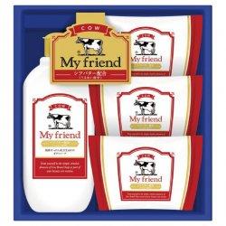 牛乳石鹸 マイフレンドギフトセット<p>GMF-10</p>