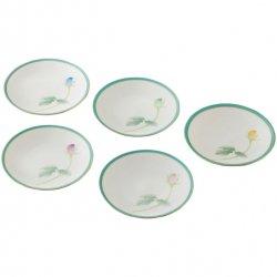 香蘭社<p>ブライトローズ銘々皿5枚揃</p><p>IB41195-FA</p>