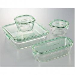 iwaki(イワキ) 耐熱ガラス <p> パック&レンジ システムセットミニ</p>