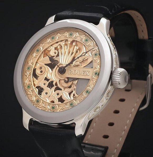 the best attitude 58e24 46597 ロレックスのアンティーク アールデコジュエルスケルトンメンズ時計 2 - アンティーク腕時計のfreemen  ~パテックフィリップやランゲ&ゾーネ等の腕時計通販販売