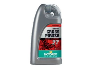 MOTOREX OIL CROSS POWER 2T  1リットル