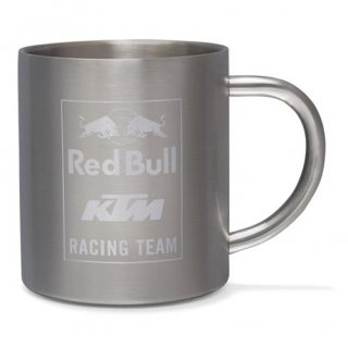 RB KTM RACING TEAM STEEL MUG<img class='new_mark_img2' src='//img.shop-pro.jp/img/new/icons6.gif' style='border:none;display:inline;margin:0px;padding:0px;width:auto;' />