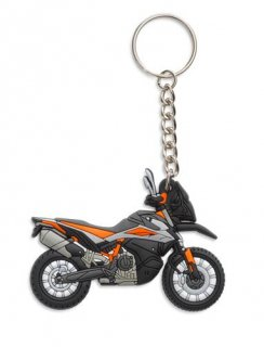 790 ADVENTURE R RUBBER KEYHOLDER【3PW200029300】
