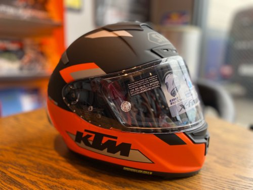 【KTM限定モデル】SHOEI X-FOURTEENヘルメット<img class='new_mark_img2' src='https://img.shop-pro.jp/img/new/icons6.gif' style='border:none;display:inline;margin:0px;padding:0px;width:auto;' />