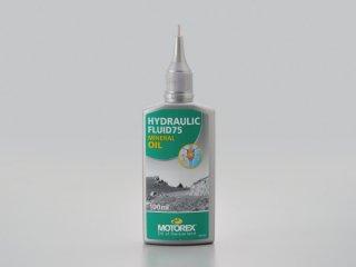 MOTOREX HYDRAULIC FLUID 75 MINERAL OIL 100ml