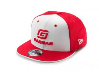 GASGAS REPLICA TEAM CAP FLAT 【3GG210036400】