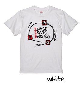 販売開始【INABE 2DAYS ENDURO】Tシャツ