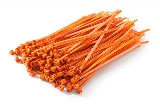 タイラップベルト(オレンジ)【U695.1130】