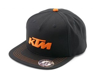 FACTORY TEAM CAP BLACK