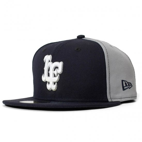 <img class='new_mark_img1' src='//img.shop-pro.jp/img/new/icons15.gif' style='border:none;display:inline;margin:0px;padding:0px;width:auto;' />Lafayette × NEW ERA ラファイエットxニューエラ LF LOGO 2TONE 59FIFTY FITTED CAP エルエフロゴツートーンキャップ NAVY