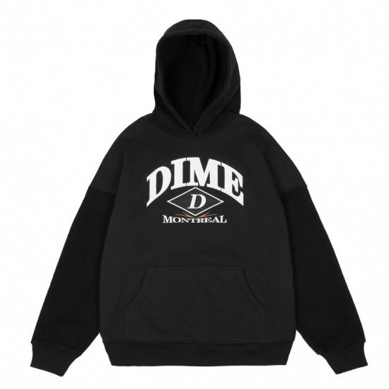 <img class='new_mark_img1' src='https://img.shop-pro.jp/img/new/icons50.gif' style='border:none;display:inline;margin:0px;padding:0px;width:auto;' />DIME ダイム REVERSE HOODIE リバースフーディー BLACK