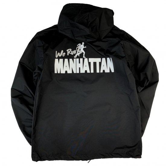 <img class='new_mark_img1' src='https://img.shop-pro.jp/img/new/icons15.gif' style='border:none;display:inline;margin:0px;padding:0px;width:auto;' />MO'&MO' Water Resistant Hooded Windbreaker Coaches Jacket ウォーターレジスタントコーチジャケット MANHATTAN