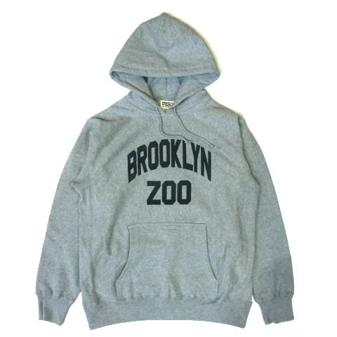 <img class='new_mark_img1' src='//img.shop-pro.jp/img/new/icons50.gif' style='border:none;display:inline;margin:0px;padding:0px;width:auto;' />PROPS STORE BROOKLYN ZOO SWEAT HOODIE GRAY
