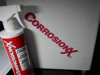 CorrosionX 16オンスボトル