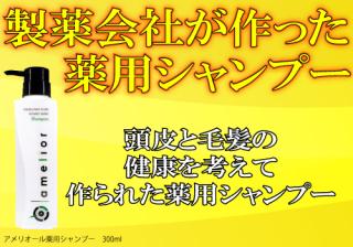アメリオール薬用シャンプー 【医薬部外品】300ml