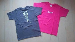 Dorcus「桜源氏」Tシャツ