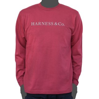 &Co long sleeved tee/WINE