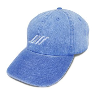 4Ropes Denim Low-Cap/Lt.BLU