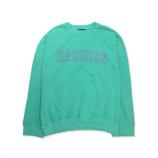 <img class='new_mark_img1' src='//img.shop-pro.jp/img/new/icons8.gif' style='border:none;display:inline;margin:0px;padding:0px;width:auto;' />Logo Trashed Sweat Shirts/GRN