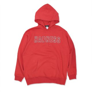 Big Logo Sweat Hoodie/RED