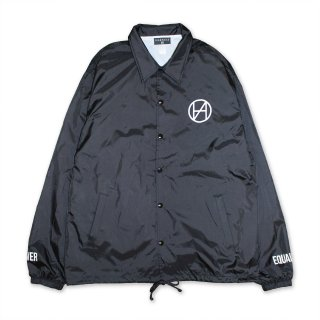P&E Coach Jacket_BLACK